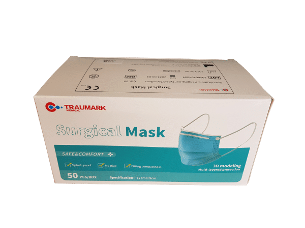 TYPE-IIR Disposable Face mask