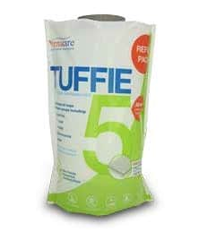 Tuffie 5 Sanitising Wipes