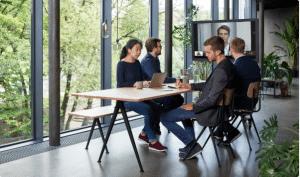 Virtual Meeting Spaces