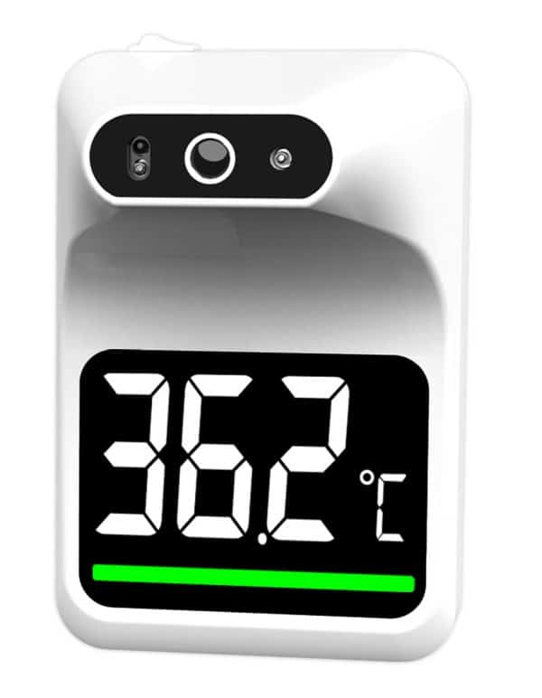 COBUS Wall Mounted Forehead Thermometer (004)